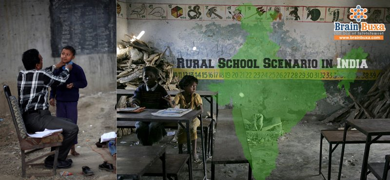 Rural School Scenario in India