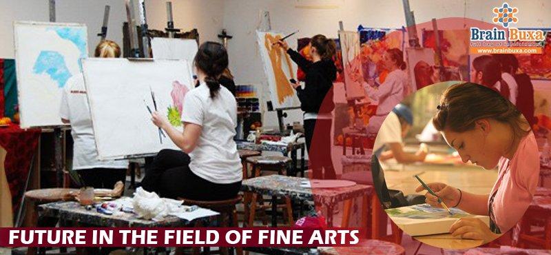 Future in the field of fine arts
