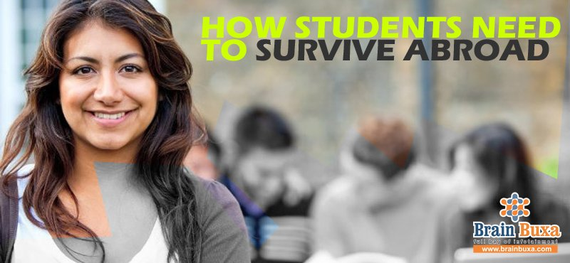 How students need to survive abroad