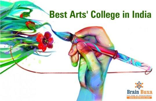 Best arts' college in India