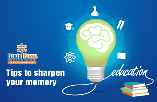 Tips to sharpen your memory