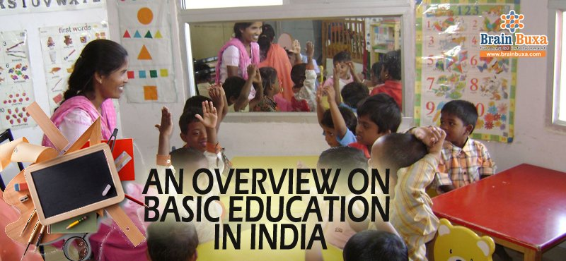 An overview on Basic Education in India