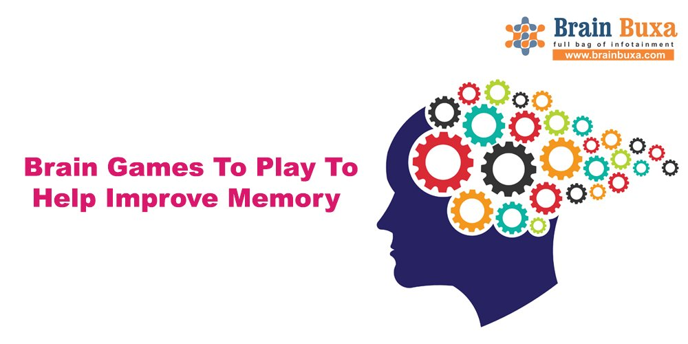 Brain Games To Play To Help Improve Memory