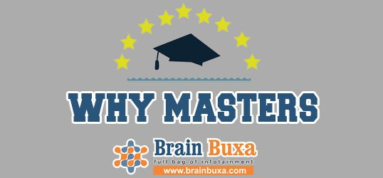 Why Masters