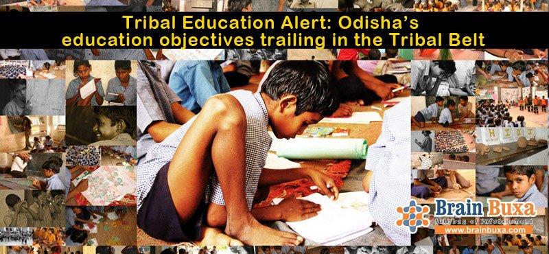 Tribal Education Alert: Odisha's education objectives trailing in the Tribal Belt