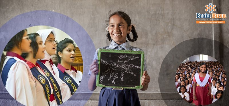 What are the Initiatives taken to Promote Girl Education in India?
