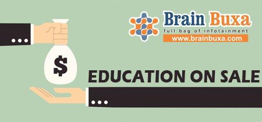 Education on sale