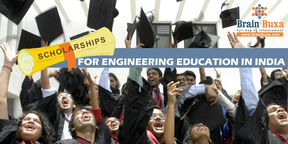 Scholarships for Engineering education in India