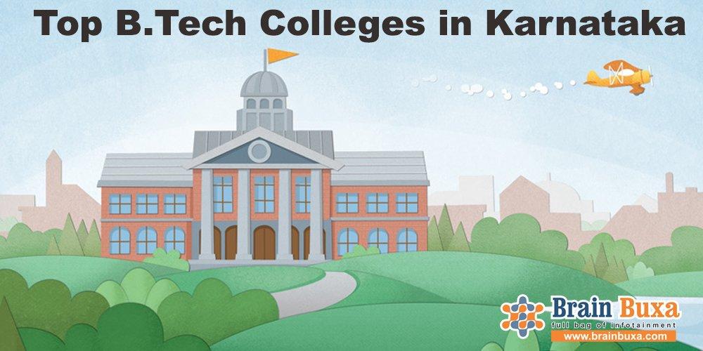 Top B.Tech Colleges in Karnataka