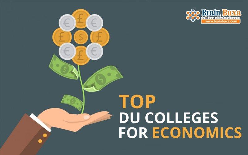 Top DU colleges for Economics