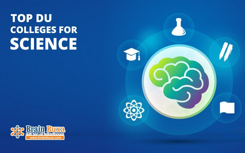 Top DU colleges for Science