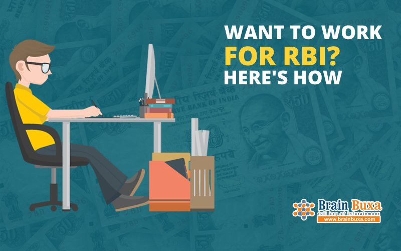 Want to work for RBI? Here's how