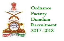 Ordnance Factory Dum Dum