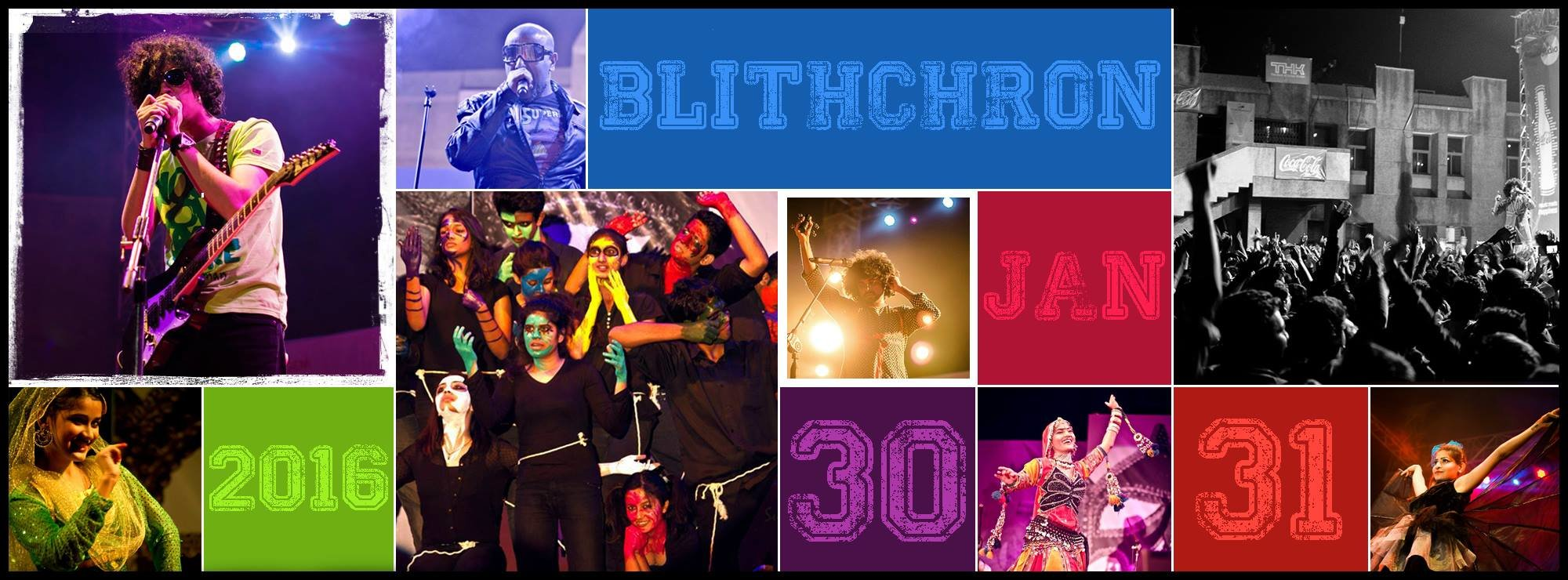 BLITHCHRON 16 logo