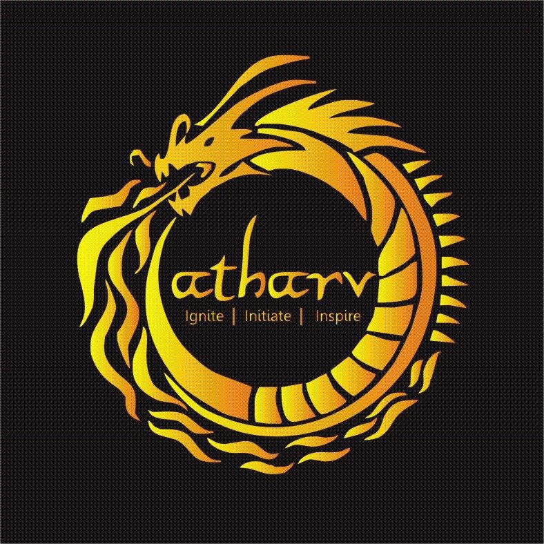 Atharv 2014 logo