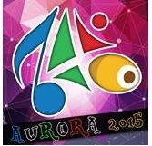 Aurora -15 logo