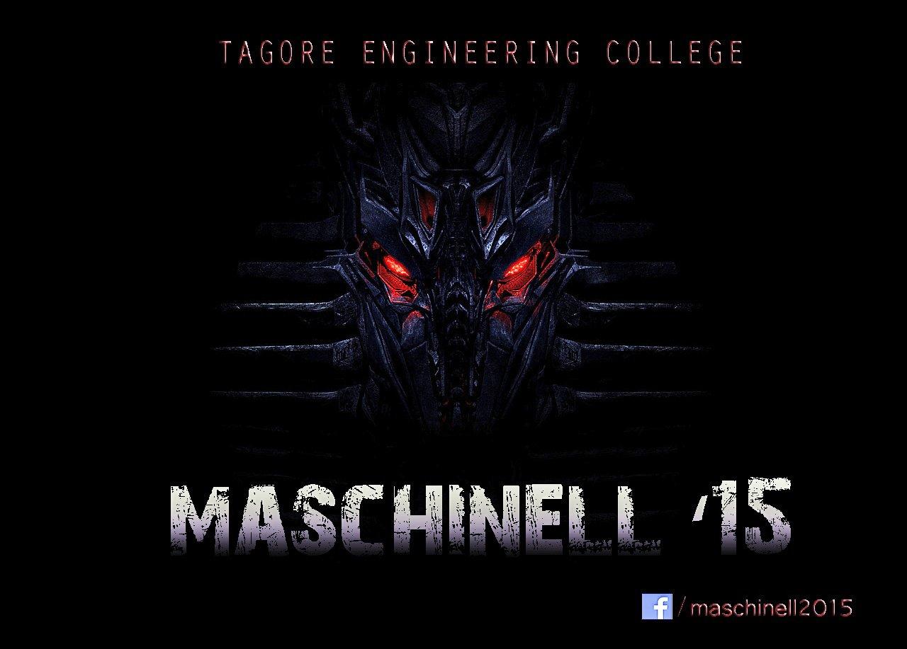 Maschinell 2015 logo