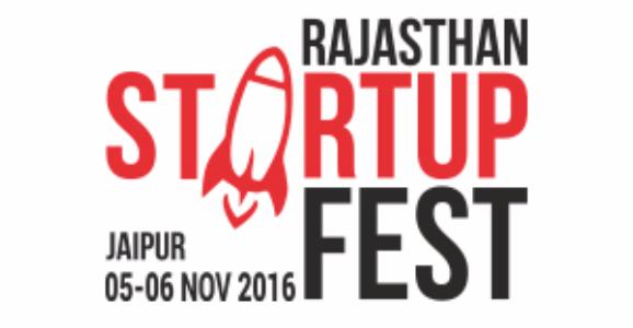 Rajasthan Startup Fest logo