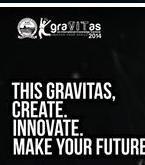 graVITas'14 Chennai logo