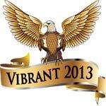 Vibrant 2013 logo