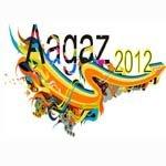 Aagaz 2012 logo