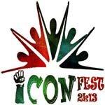 Icon Fest 2k13 logo