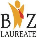 Bizlaureate 13 logo