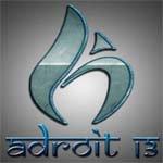 ADROIT 13 logo