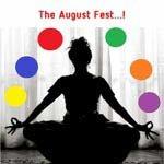 The August Fest 2013 logo