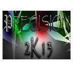 PRECISION 13 logo