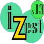 Izest V.13 logo