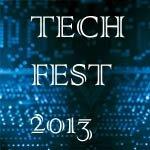 TECHFEST 2013 logo