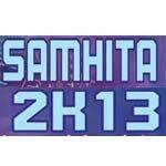 Samhita 2013 logo