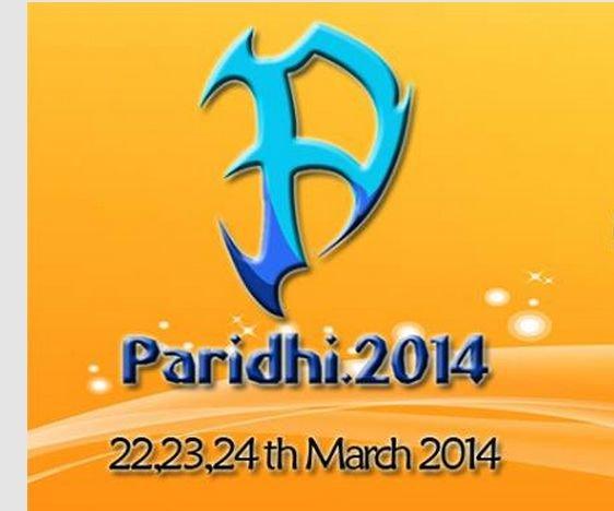 Paridhi 2014 logo