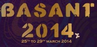 BASANT'14 logo