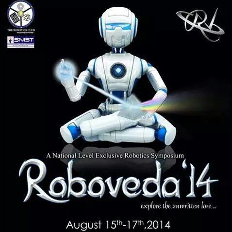 ROBOVEDA'14 logo