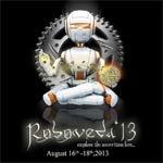 ROBOVEDA'13 logo