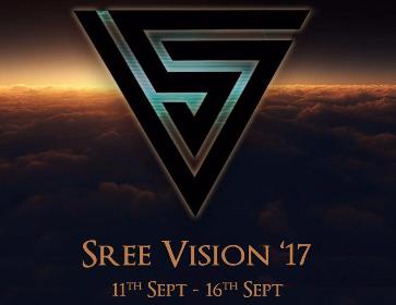 Sreevision17 logo