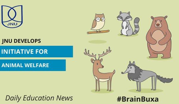 Image of JNU Develops Initiative for Animal Welfare | Education News Photo