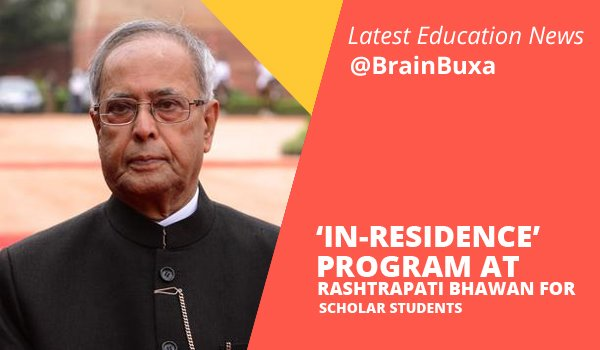 Image of 'IN-RESIDENCE' Program At Rashtrapati Bhawan For Scholar Students | Education News Photo