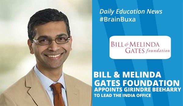 Image of Bill & Melinda Gates Foundation Appoints Girindre Beeharry to Lead the India Office | Education News Photo