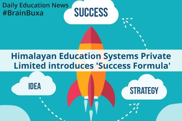 Image of Himalayan Education Systems Private Limited introduces 'Success Formula' | Education News Photo
