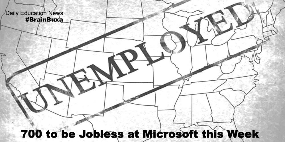 Image of 700 to be Jobless at Microsoft this Week  | Education News Photo