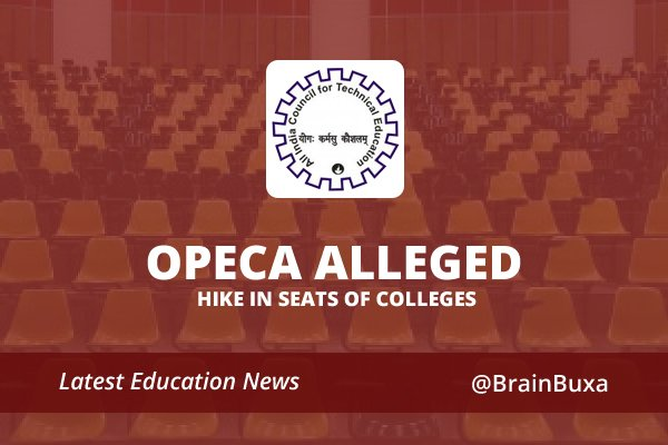 Image of OPECA Alleged Hike In Seats Of Colleges | Education News Photo