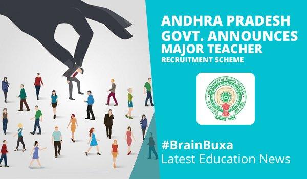 Image of Andhra Pradesh Govt. announces major Teacher Recruitment scheme | Education News Photo