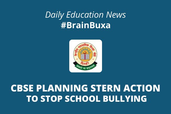 Image of CBSE planning stern action to stop school bullying | Education News Photo