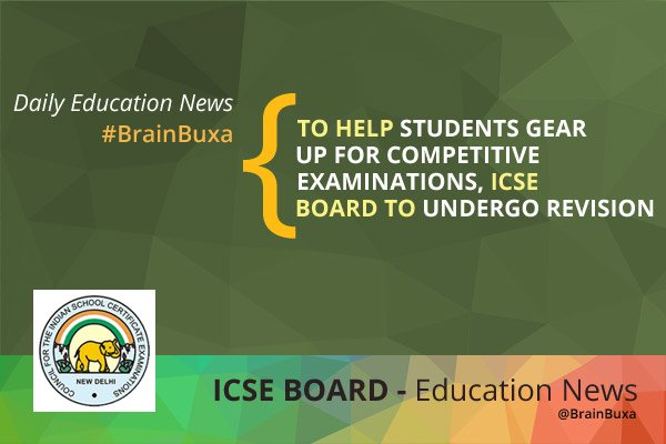Image of To help students gear up for competitive examinations, ICSE Board to undergo revision | Education News Photo