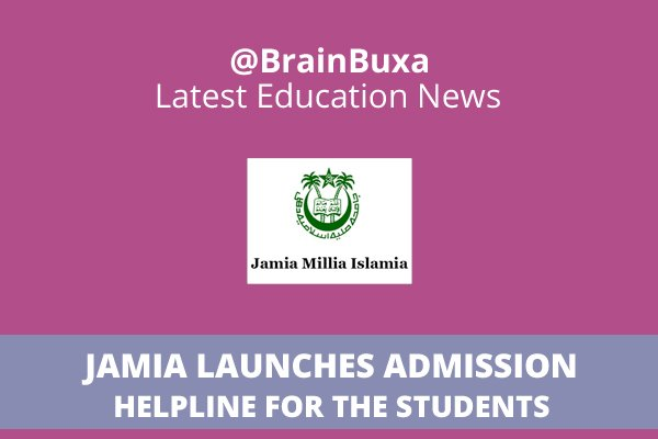 Image of Jamia launches admission helpline for the students | Education News Photo