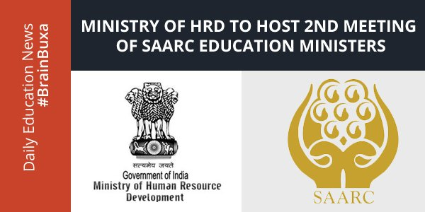 Image of Ministry of HRD to Host 2nd Meeting of SAARC Education Ministers | Education News Photo