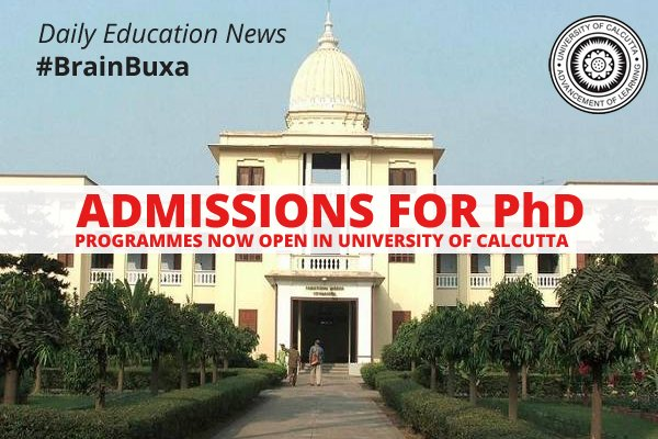 Image of Admissions for PhD programmes now open in University of Calcutta | Education News Photo